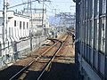 Siding to Shinkansen Maibara track maintenance yard.jpg