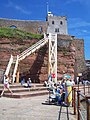 Sidmouth , Jacob's Ladder - geograph.org.uk - 1158404.jpg