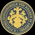 Siegelmarke 2. Fortbildungsschule für Knaben in Leipzig W0356393.jpg