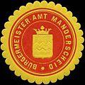 Siegelmarke Bürgermeister-Amt Manderscheid W0313070.jpg