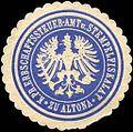 Siegelmarke Königlich Preussische Erbschaftssteuer - Amt und Stempelfiskalat zu Altona W0214229.jpg