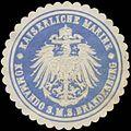 Siegelmarke K. Marine Kommando S.M.S. Brandenburg W0364189.jpg