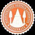 Siegelmarke Marktgemeinde Deutsch-Landsberg-Steiermark W0318840.jpg
