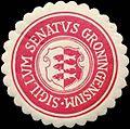 Siegelmarke Sigillum Senatus Groningensium W0311576.jpg