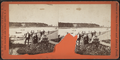 Sightseers at Lake Wesley, by Pach, G. W. (Gustavus W.), 1845-1904.png
