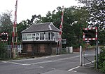 Signal Box , Nunthorpe Station - geograph.org.uk - 226342.jpg