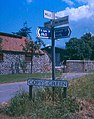 Signpost at Copy's Green, Wighton, near Wells - geograph.org.uk - 47260.jpg