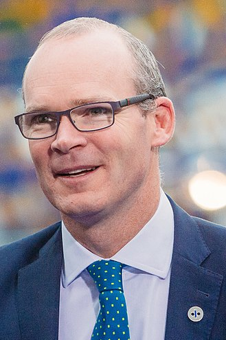 Minister for Foreign Affairs and Trade - Image: Simon Coveney (September 2017)