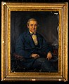 Sir Charles Wheatstone. Oil painting by S. Hodges. Wellcome V0018091.jpg