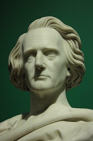 John McNeill (diplomat) - Sir John McNeill sculpted by Sir John Steell 1859