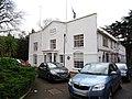 Sir MICHAEL BALCON - White Lodge Ealing Film Studios Ealing Green Ealing London W5 5EP.jpg
