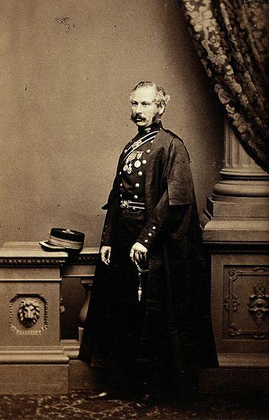 File:Sir Thomas Longmore. Photograph by Mayall. Wellcome V0026742.jpg