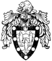 Sir William Osler, 1st Baronet coat of arms.png