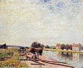 Sisley - Barges-On-The-Loing,-Saint-Mammes.jpg