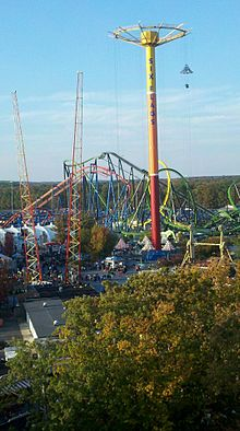 Six Flags Great Adventure's Boardwalk.jpg