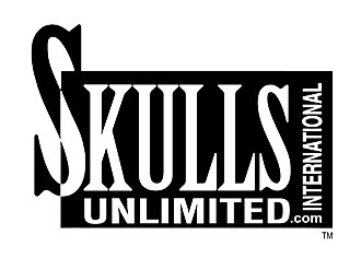 Skulls Unlimited International - Image: Skulls Logo