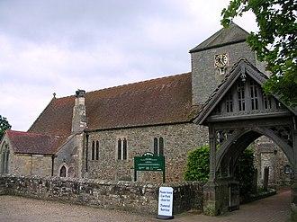 Slaugham - St Mary's Church