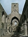 Sligo Abbey facing east - geograph.org.uk - 1973158.jpg