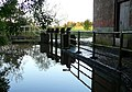 Sluice Gates, Sturminster Newton Watermill - geograph.org.uk - 1019044.jpg