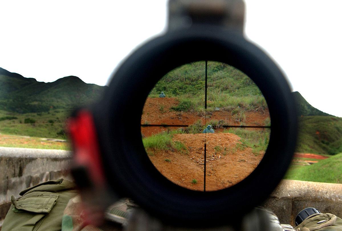 Jagd Zielfernrohr Mit Entfernungsmesser : ᐅ zielfernrohr test der ultimative guide 🏅