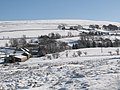 Snowy East Allen Dale at the Corn Mill near Spartylea - geograph.org.uk - 1734694.jpg