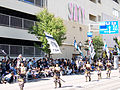 Soldiers at SATY in 2006 Aizu parade.JPG