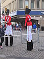 Soldiers on stilts, Oldham (2).JPG