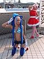 Sonic Cosplay @ Comiket 84 - Summer 2013 @ Tokyo Big Sight (9493146584).jpg