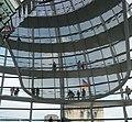 Sonnenblende in der Reichstagskuppel - panoramio.jpg