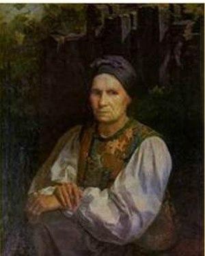 Ivan Soshenko - Image: Soshenko Grandmother