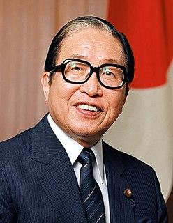 Sōsuke Uno The 75th Prime Minister of Japan
