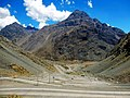 South America - Chile - Argentina - Paso Uspallata - Pass - Serpentinen - winding roads (33897369730).jpg
