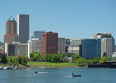 South Downtown Waterfront - Portland, Oregon