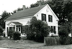 William Hodgson Two-Family House - c. 1986 photo
