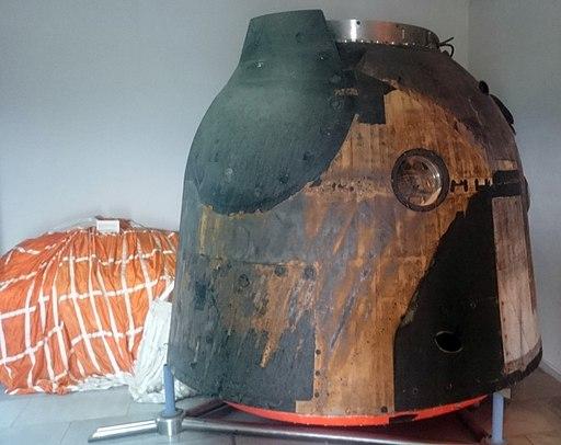 Soyuz 33 descent module
