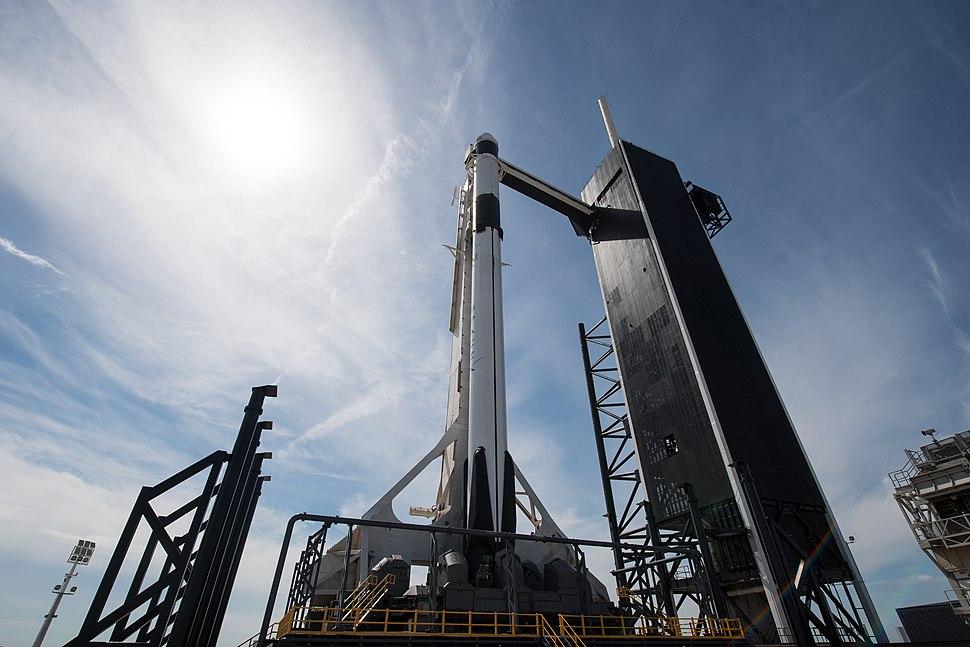 SpaceX Demo-1 (NHQ201903010002)