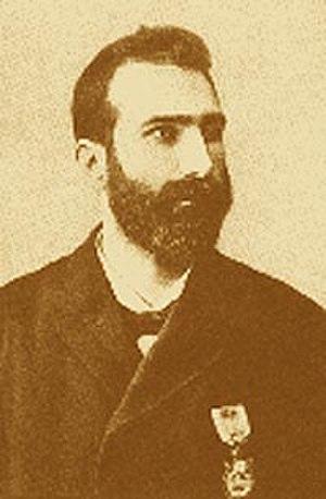 Spiridon Gopčević - Spiridon Gopčević