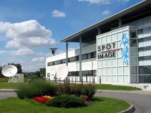 Spot Image - Headquarters of Spot Image in Toulouse