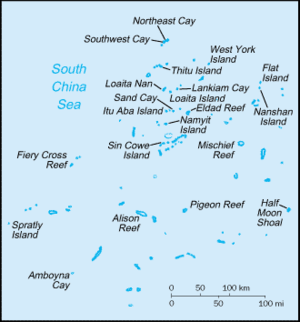Spratly Islands - The Spratly Islands