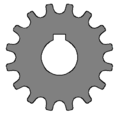 Sprocket parallel keyway.png