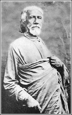 Lahiri Mahasaya - Yukteswar Giri disciple of Lahiri Mahasaya