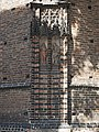 St.-Katharinenkirche Brandenburg sculptures at the corner.jpg