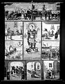 St.Expeditus; scenes from his life and martyrdom Wellcome L0024775.jpg
