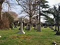 St. Andrews churchyard, Nuthurst (geograph 2850635).jpg