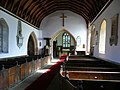 St. John the Baptist's church, King's Caple, interior - geograph.org.uk - 980309.jpg