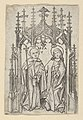 St. Philip and St. James the Less, from the series The Apostles MET DP836395.jpg