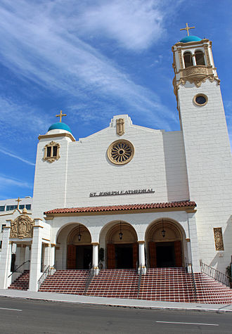 Roman Catholic Diocese of San Diego - St. Joseph Cathedral