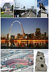 USA - Saint Louis, Gateway Arch