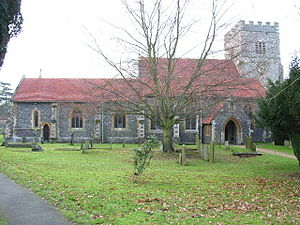 Sonning - Image: St Andrew's, Sonning geograph.org.uk 99292