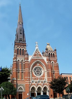 Roman Catholic Diocese of Victoria in Canada - St. Andrew's Cathedral, Victoria, BC, Canada